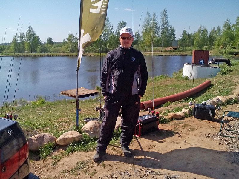 рыбалка в щелковском районе у иваныча