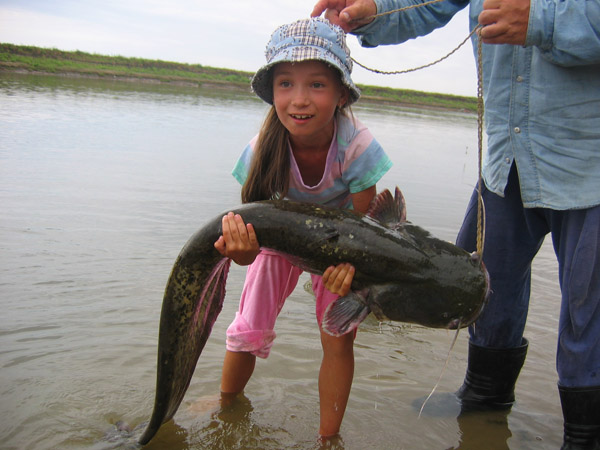 рыбалка на лимане круглый