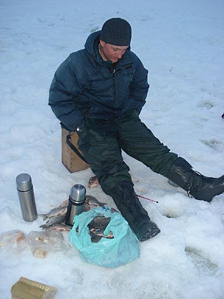 прогноз клева рыбы в сулежском борке
