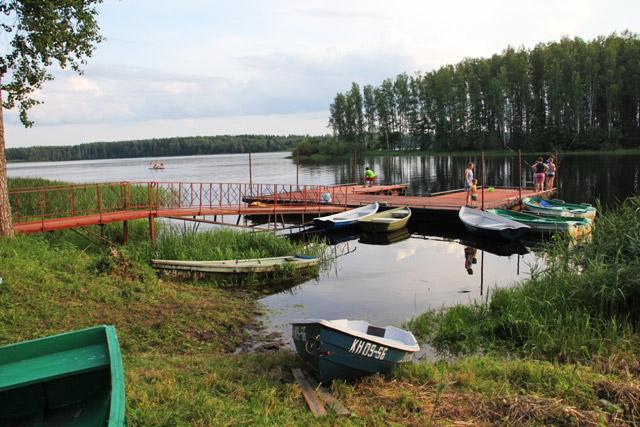 озеро сестрино тверская область рыбалка